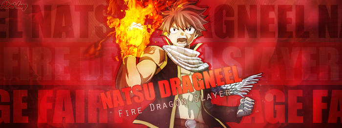 Natsu Dragneel - Out