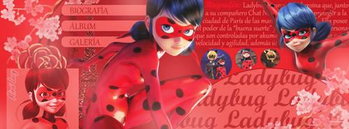 Portada de Ladybug - Out