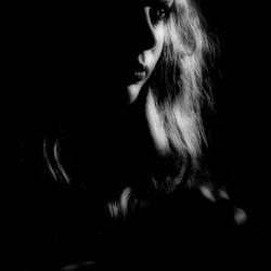 black and gray by cenkercenker