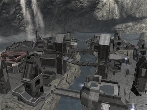Halo Reach Map: Osgiliath by KindiChan on DeviantArt