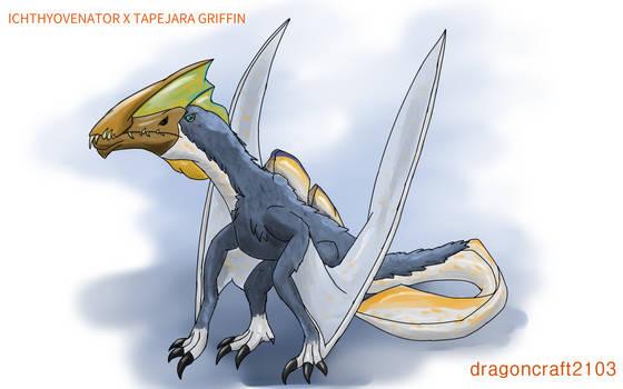 Ichthyovenator X Tapejara Griffin