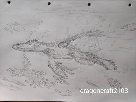 another sea dragon