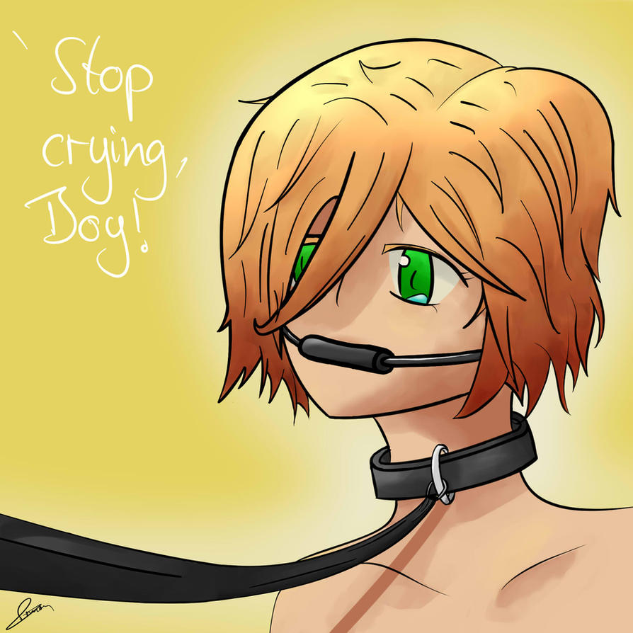 Stop crying, Boy! by Simon5Six7