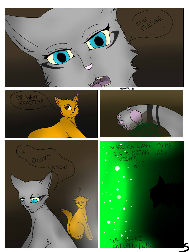 Lightfur's Prophecy-page 6 by Nharlie