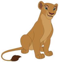 Nala The Lion Guard Base