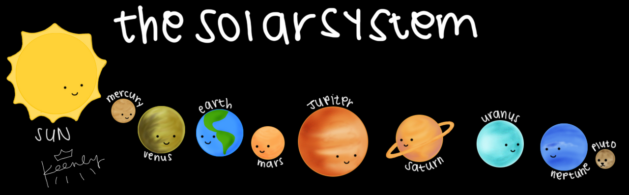 simple solar system - photo #21