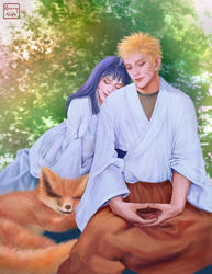 NaruHina by Heavy-Sigh