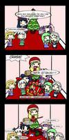 WSW Contest-4Koma-Saving Christmas