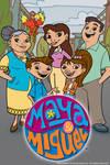 Maya and Miguel Promo Poster