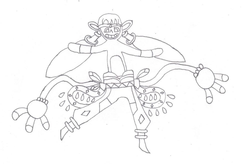 Gliding 101: Tiny Kong Style by Pom-Lover424