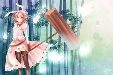 Tewi ~ in RPG style