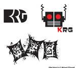 KGR logo concepts