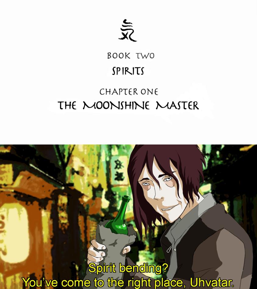 Book 2: Spirits by Aiffe