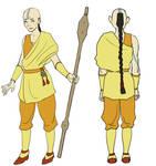 [Avatar OC] Meshe character design