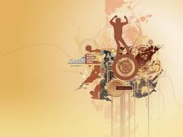 Michael Jackson - Wallpaper by atlantic
