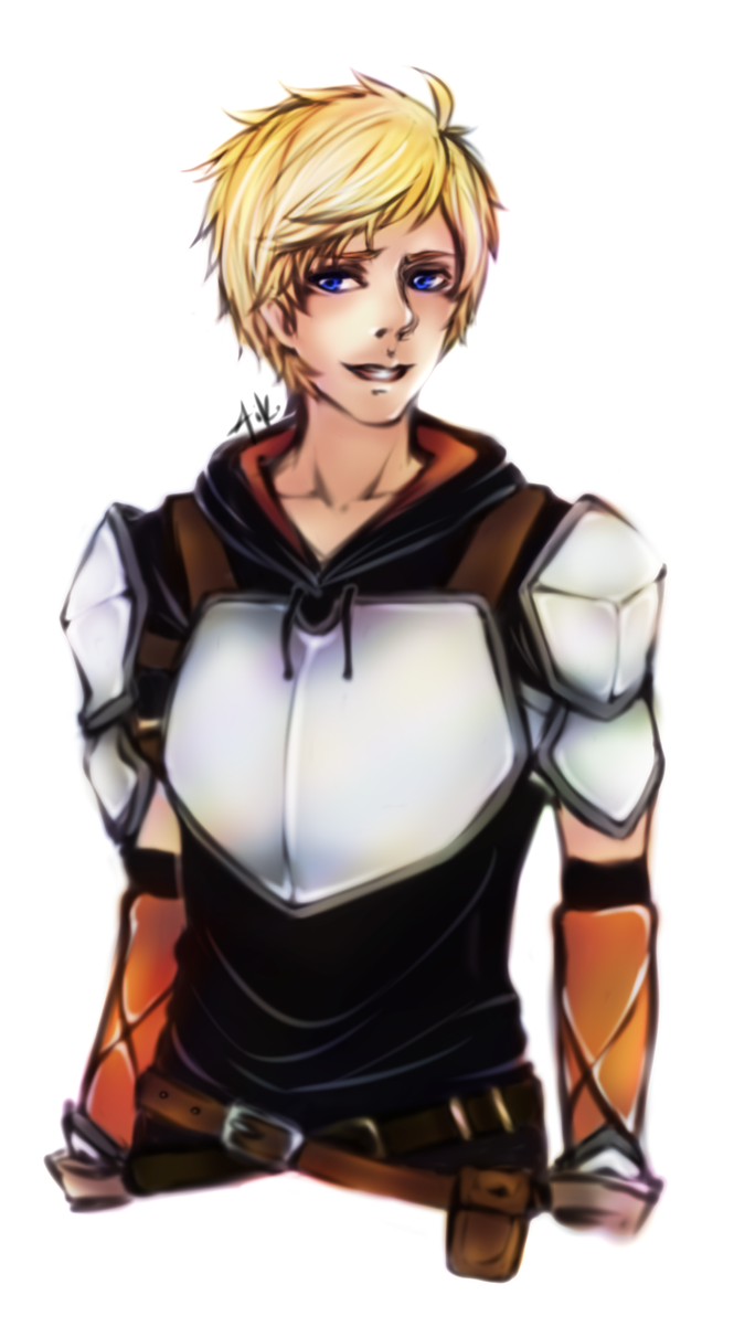 Jaune Arc by AiKandii
