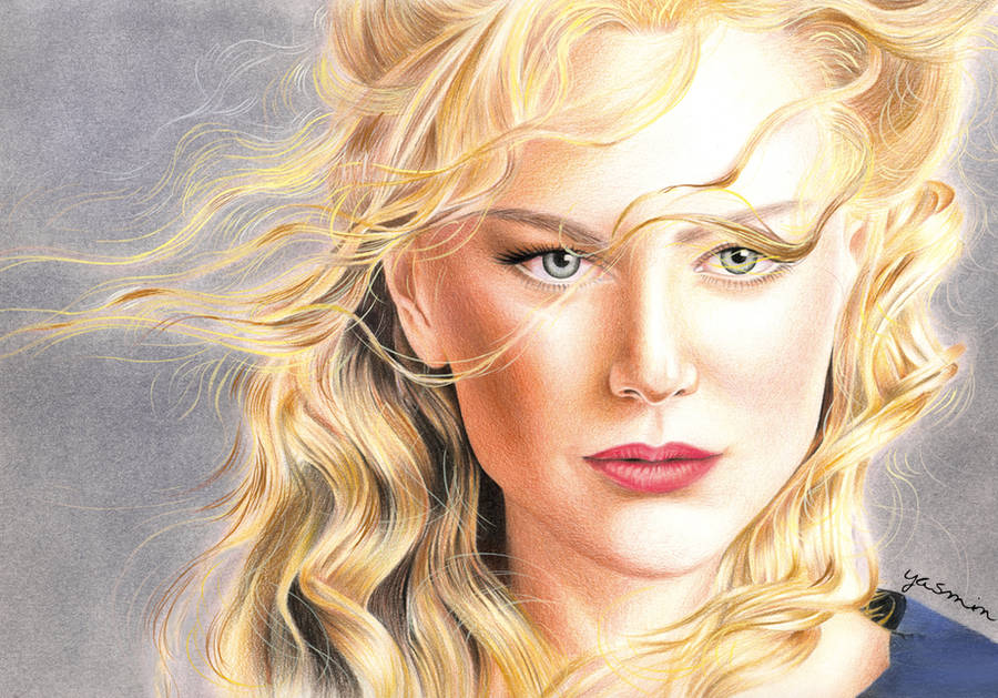 Nicole Kidman by yamiN713