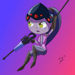 Widowmaker color by Gavote