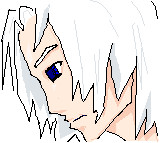 Paint Sephiroth perfil by TemplarWiegraf