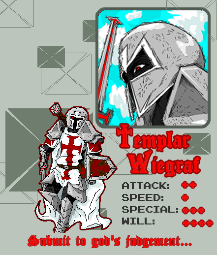 TemplarWiegraf's Profile Picture