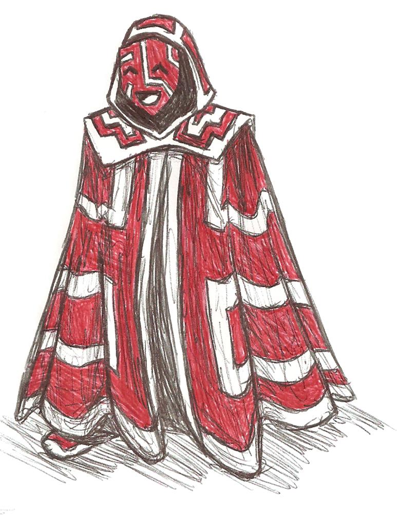 Mad Magician by TemplarWiegraf