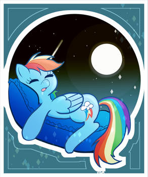 Rainbow Sleep