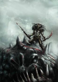 Rancor vs Predator