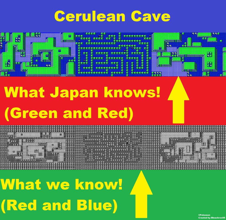 how to leave cerulean city in pokemon red