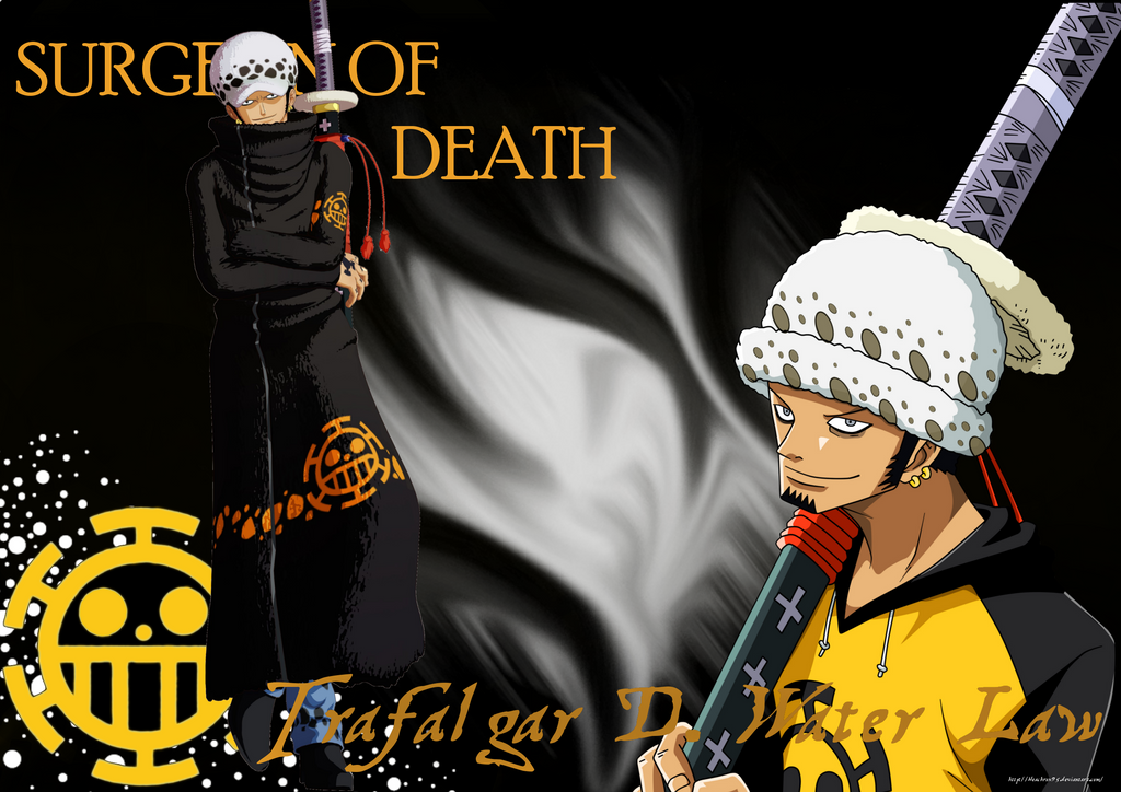 Trafalgar D. Water Law Wallpaper by Bleachrox95 on DeviantArt