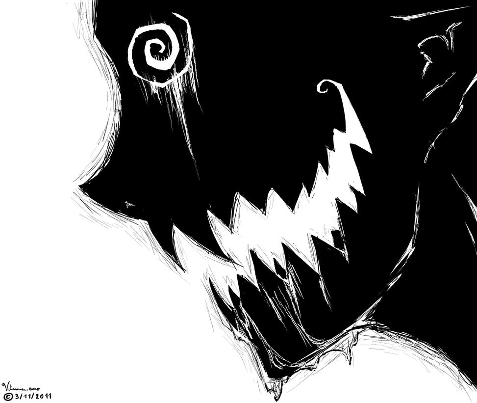 Shadow Screamer By Vitamin-Emo On DeviantArt