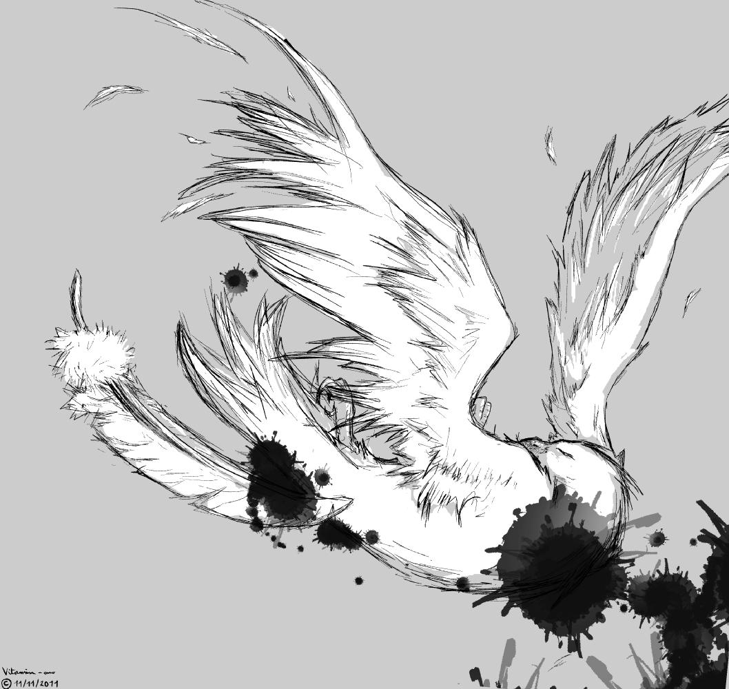 Emo Hearts Drawings Emo Broken Heart Drawings