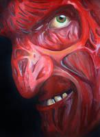 Mr. Nightmare by DraculeaRiccy