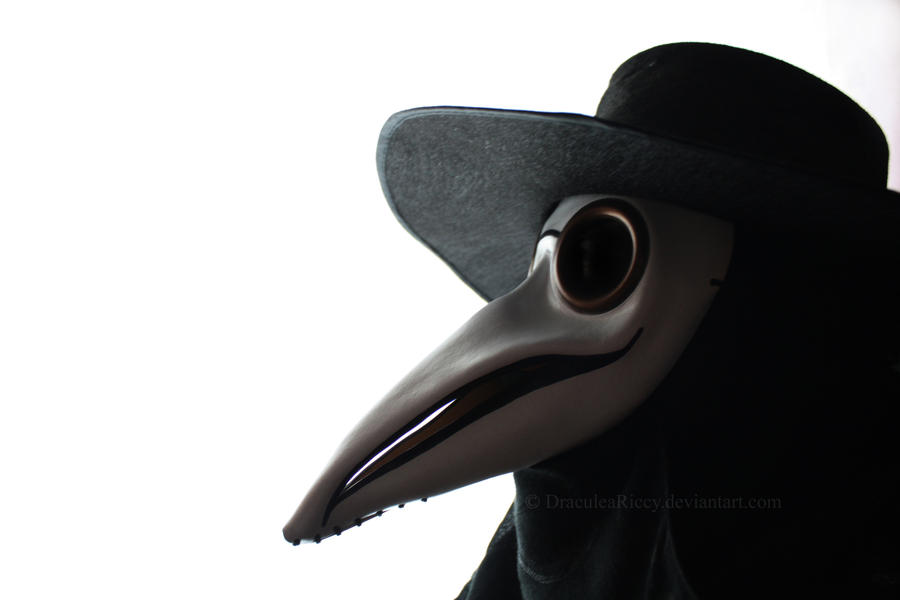 Plague Doctor III by DraculeaRiccy on DeviantArt