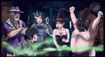 Naruto Halloween by EternaArt