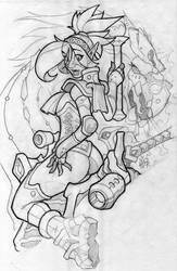 OLA - THE DRAGON RIDER