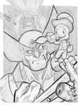 Wolverine - Jiminy Cricket