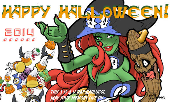 Witchy Boo Happy Halloween