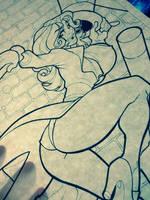 Zatanna ink'n it Yo!