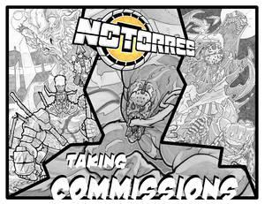 Taking commissions Jason Venom Gladiator