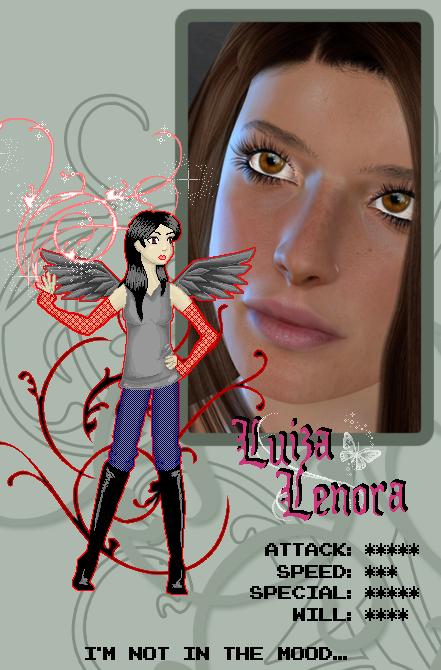 Luizalenora's Profile Picture