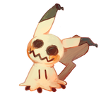 mimikkyu is dying