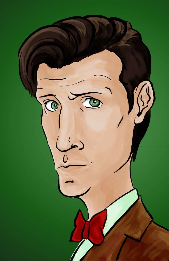 Matt Smith by lcannizzaro