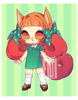 (CLOSED) adopt #10 fraisefox
