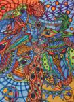 Psychedelic Song Birds