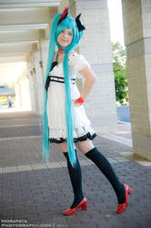 Vocaloid: With Our Eyes Wide Open