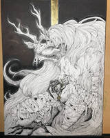 Vicar Amelia by theesnakebitch