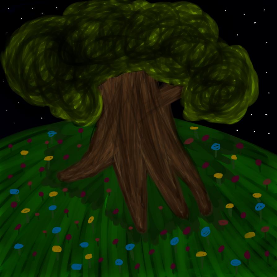 Tree of Peace by AddiePancakes