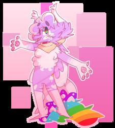 Rainbow girl (AT)