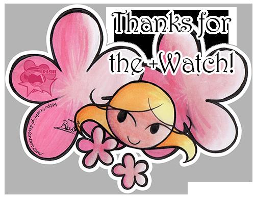 Thanks for Watch! by Rashi-pi