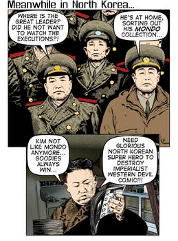 Meanwhile in North Korea #1